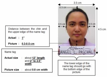 Civil Service Exam Sample Picture 2018